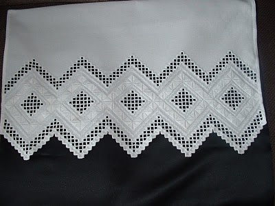 Hardanger embroidery                                                                                                                                                                                 More