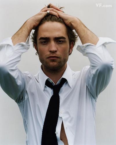 Robert Pattinson in Vanity Fair 2009 by Luuuucia:), via Flickr