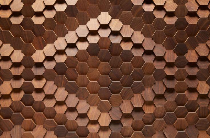 Revêtement mural en bois |MilK decoration