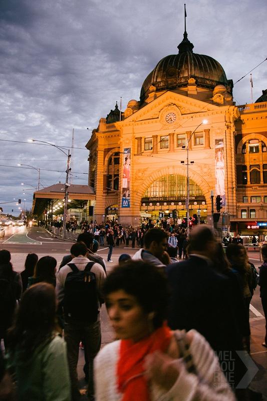 Under The Clocks | MelbourneStreet | 17 May 2012