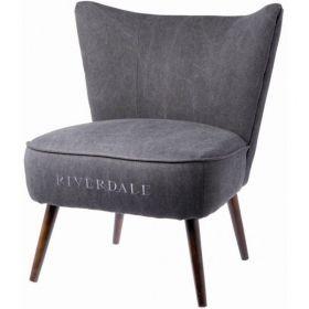 Riverdale Stoel Vintage donker grijs 76 cm. https://www.gardentoday.nl/woondecoratie/riverdale-stoel-vintage-donker-grijs-76-cm/23/3355