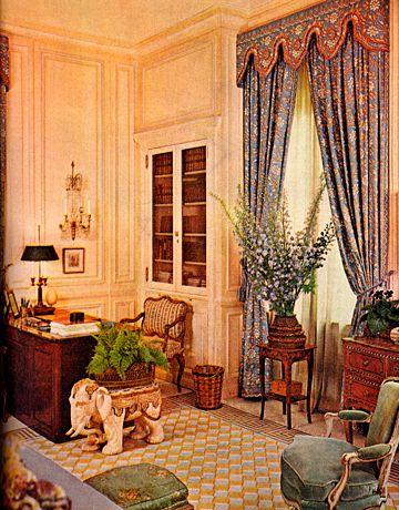 60 designer window treatments and curtain ideas - Billy Baldwin Interior Designer