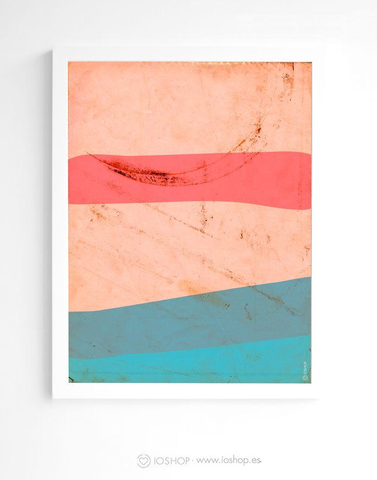 Lámina Rosé. www.ioshop.es