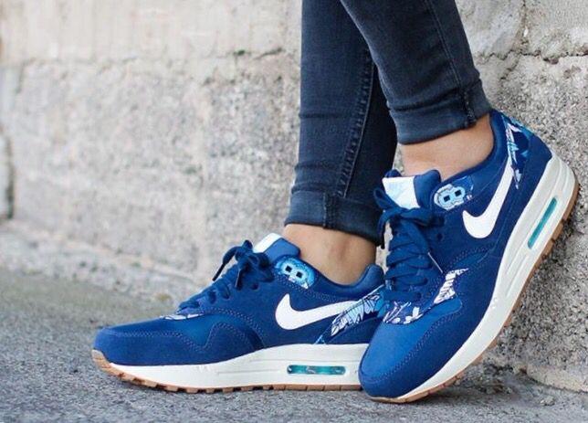 Nike Air Max 1 Aloha Blue