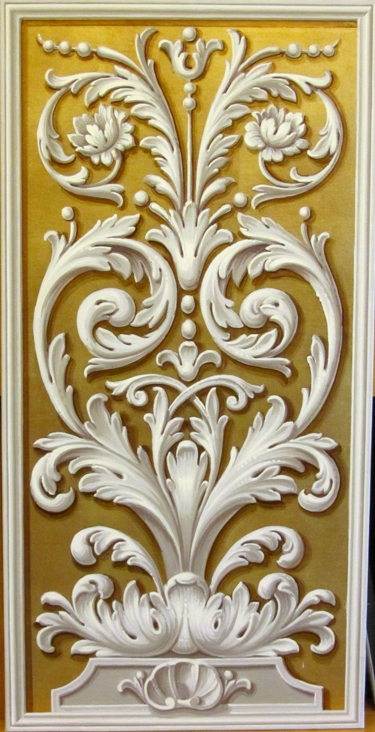 101 best baroque patterns images on pinterest architecture ornato on gold dailygadgetfo Gallery