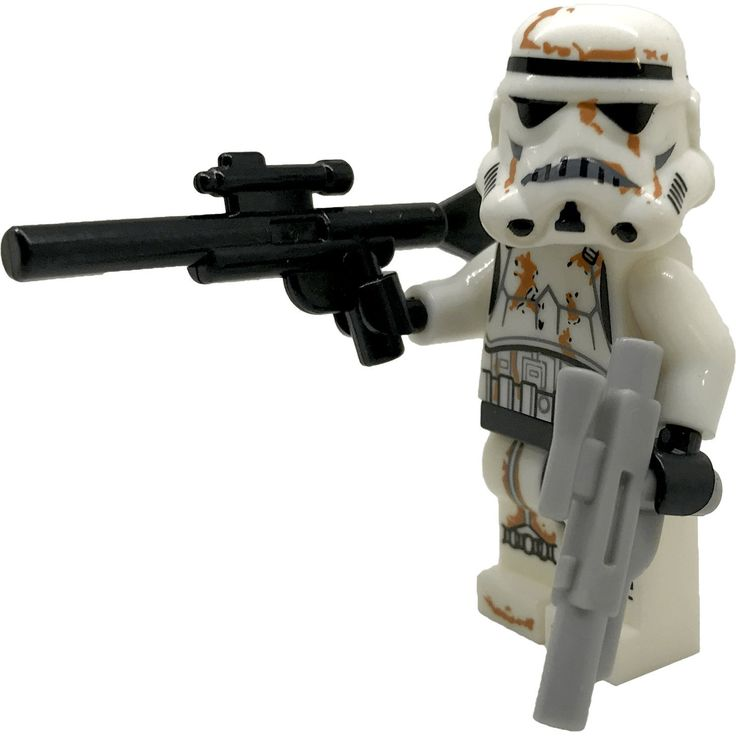 Brick Minifigure Star Wars - Sandtrooper