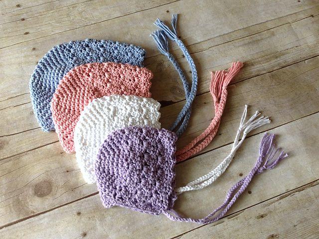 Increíble Crochet Patrón De Capo Del Bebé Ilustración - Ideas de ...