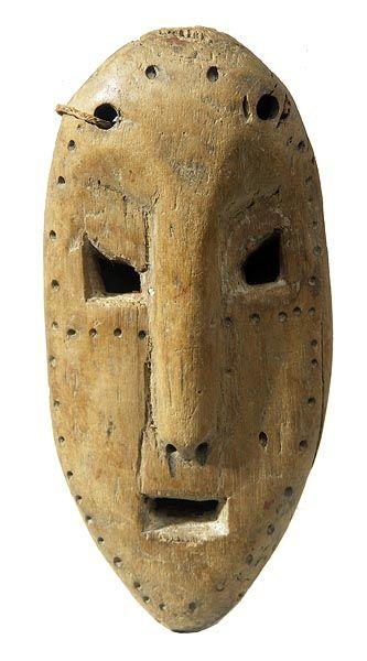 Lega Passport Mask 1, DRC