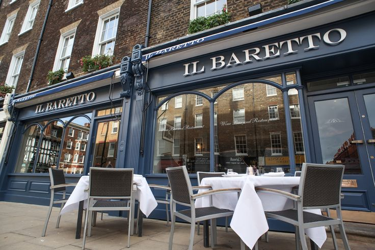 Il Baretto, Blandford Street