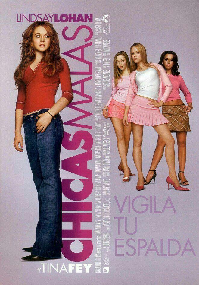 Mean Girls Chicas Pesadas Chicas Malas 2004 Mean Girls Chicas Malas Peliculas Completas