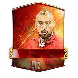 Arturo Vidal FIFA Mobile 17  98   Futhead