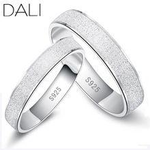 2016 Hot Eladó Nincs változás Color platinával bevont Wedding Ring Matt pár gyűrű a férfiak és a nők WRS08 (Kína (szárazföld))
