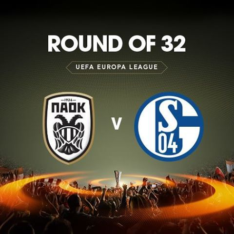 #Schalke is our opponent in Round Of 32 #UEL #draw #DreamBig