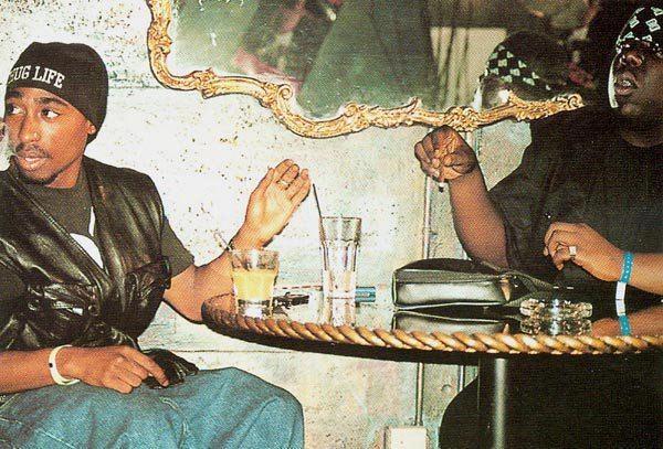 Tupac / Biggie / rarity