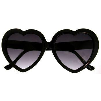 Lolita Heart Shaped Sunglasses