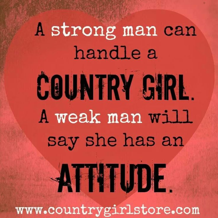 Funny Country Girl Sayings