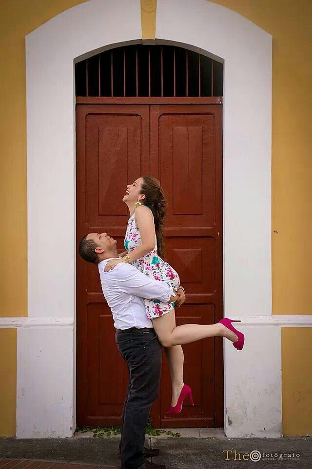 Pre boda en buga