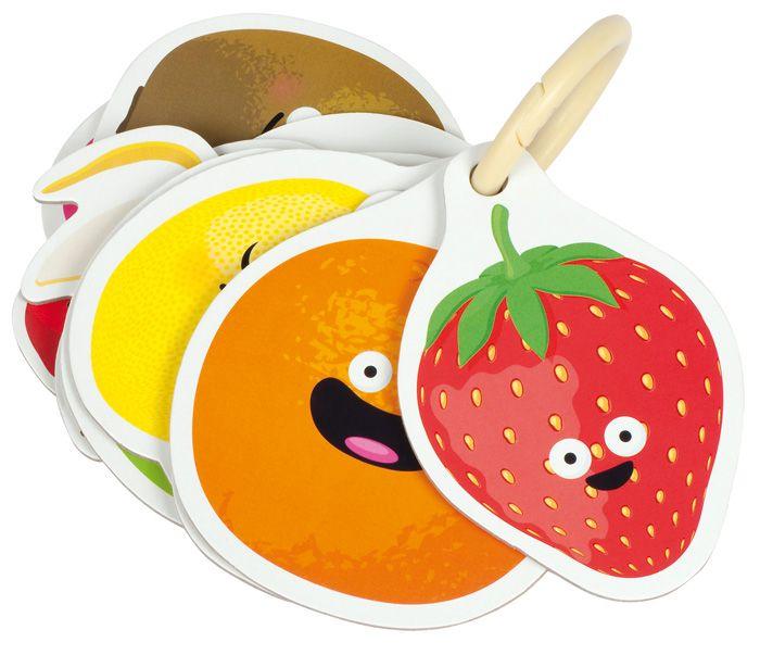 Multi Frutti scratch and sniff cards
