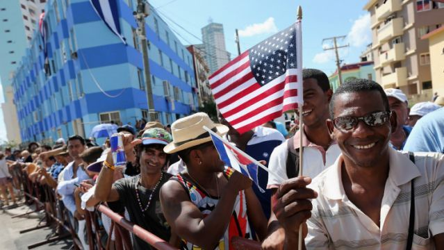 8/18 Obama Administration Plans to Sidestep Congress on Cuba Travel
