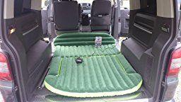 Auto Geschenke! Zoiibuy Auto SUV Luftmatratze Doppelbett Bewegliche Dickere luftbett Auto Matratze für den Außenbereich Traveling. Kostenlose mit pumpe: Amazon.de: Sport & Freizeit