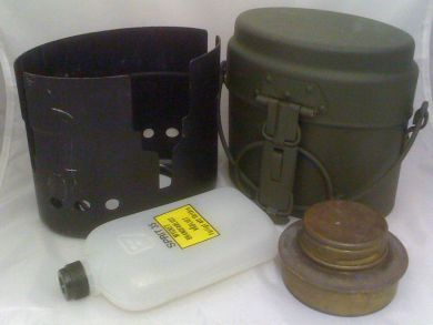 Swedish Army Trangia Stove