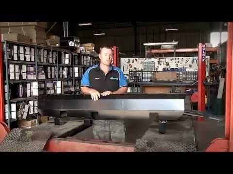 Check out Simon Christie's 4WD Pro Tips - Episode 97.  Lets get into it... We see Michael Hayes from Superior Engineering running through the features of the Heavy Duty Stealth Rock Sliders.