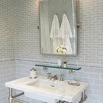 mirror and glass shelf grau u bahn fliese aufkantungnew - Ubahnaufkantung Grau