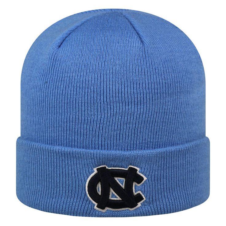 North Carolina Tar Heels Cuffed Knit Tow Beanie Stocking Stretch Sock Hat Cap  | eBay