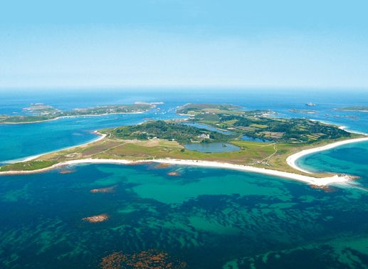 SCILLY ISLANDS, Cornwall