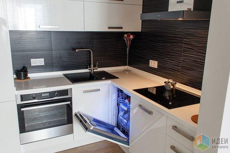 Кухня BLACK & WHITE