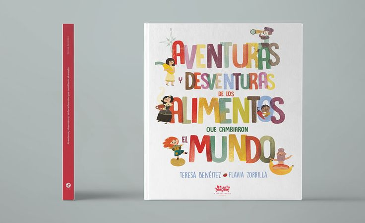 Children's book design