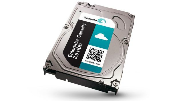 Seagate Wants To Hamr The Competition Ship 100tb Hdds By 2025 Seagate Hard Drives Hard Disk Drive