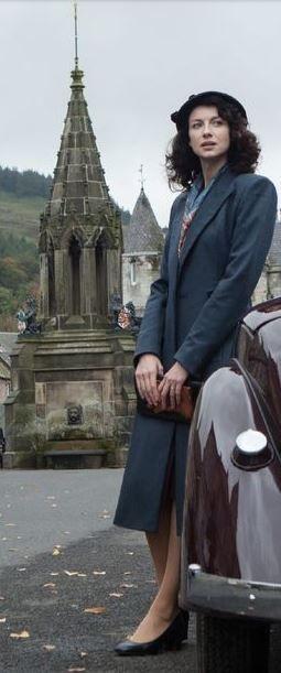 Claire Elizabeth Beauchamp Randall #Outlander