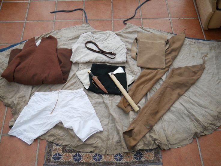 My 1392 re-enactment kit by Abritishviking