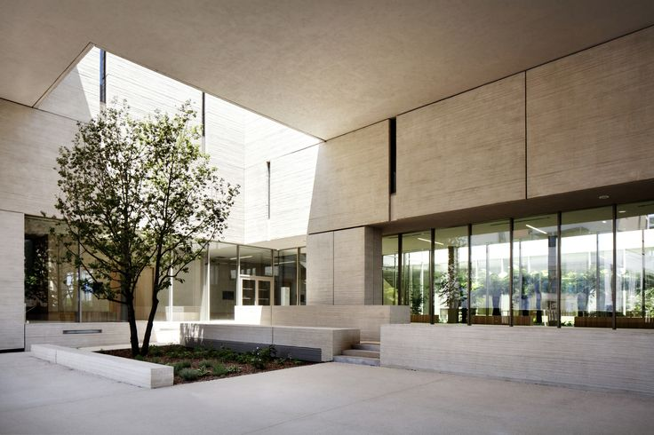 Gallery of Courthouse / Ateliers 2/3/4/ - 7