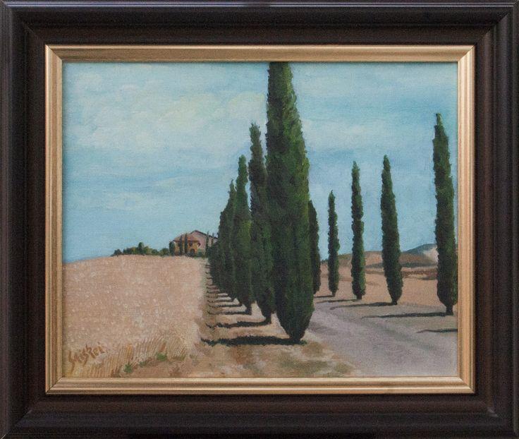 Toscana - Miskei Béla