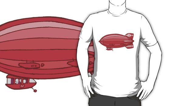 Little Red Zeppelin by johnkratovil