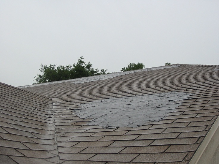 Fresh Fixing A Roof Leak
