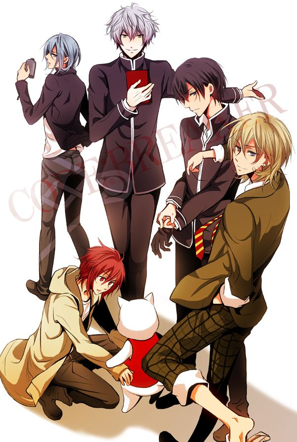Code:Breaker❤️ anyone know of there's a second season?