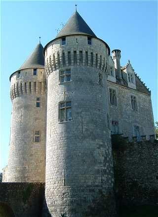 Château de Nogent le Rotrou Eure et Loire France