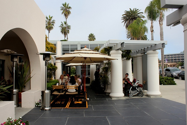 The Museum Cafe At Museum Of Contempoary Art At La Jolla