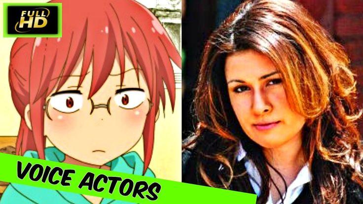 Miss Kobayashi's Dragon Maid Voice Actors Miss Kobayashi's Dragon Maid C...