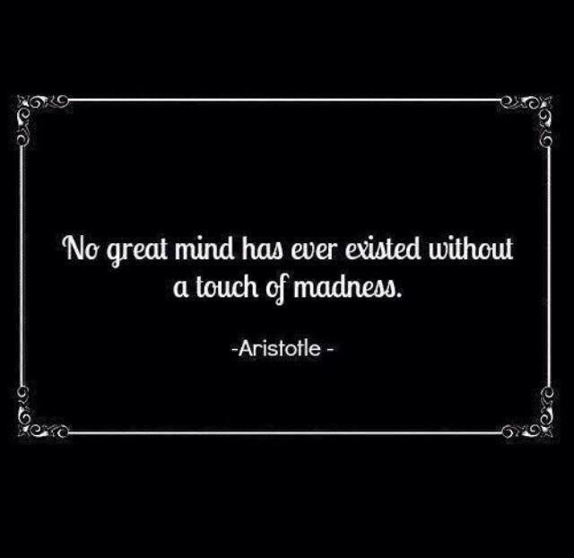 ~ Aristotle