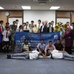 "UTM-TUT Joint Workshop 2013 ""Embracing Sustainable Environment"""