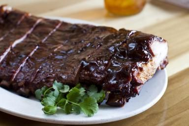 Barbeque ribs - Pam McLean/Photographer's Choice RF/Getty Images