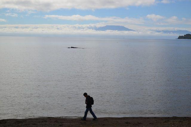 Lago Llanquihue, Frutillar, a German Town in Chile