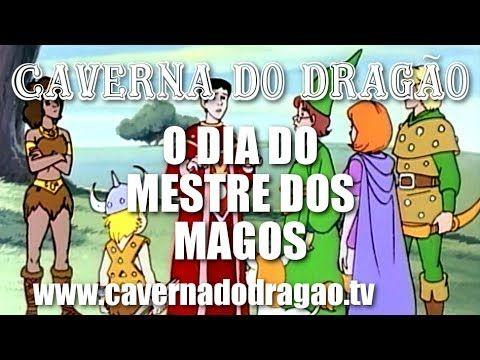 http://cavernadodragao.tv Durante uma fuga e batalha com macacos alados, as armas mágicas dos garotos começam a falhar. Logo percebe-se que a energia das arm...