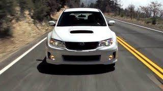 2012 Subaru WRX STI: The Best Sports Car for the Money? - Ignition Episode 17, via YouTube.