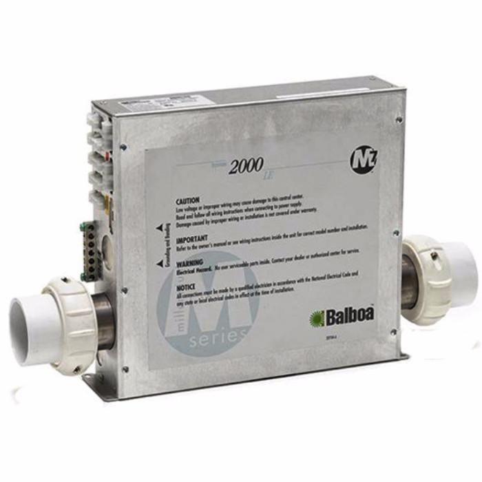 Balboa 2000M7 Spa Control System [W/Heater & Cords] (52319HC2) 52319