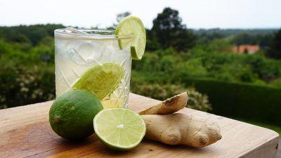 Videoopskrift: Lav en lækker, læskende lemonade med citron og mynte - det tager kun et øjeblik. Invitér gæsterne på sommerfrisk sommerdrik med citronlemonade, den passer perfekt til en tur på stranden, en solrig frokost eller til en hyggelig aften med grill og gode venner. Du har sandsynligvis alle ingredienserne til denne opskrift derhjemme. Du skal blot bruge vand, sukker, is, citron og mynte - og hvis du ikke har mynte derhjemme, kan det altid udelades. Så der er ingen undskyldning for…